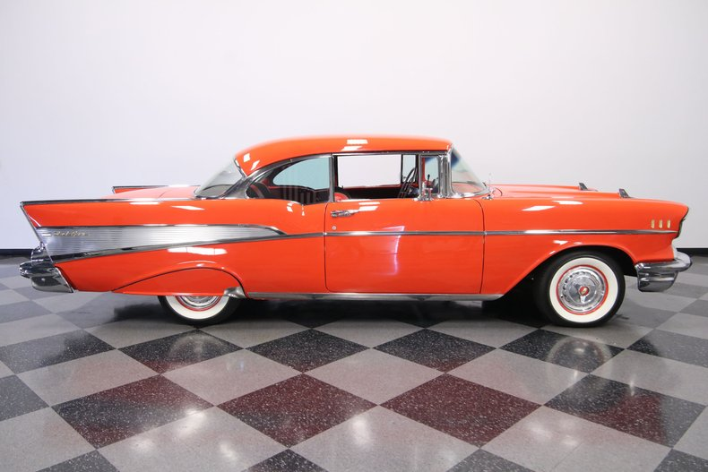 1957 Chevrolet Bel Air 15