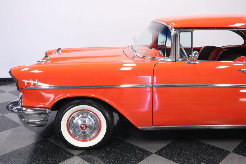 1957 Chevrolet Bel Air 25