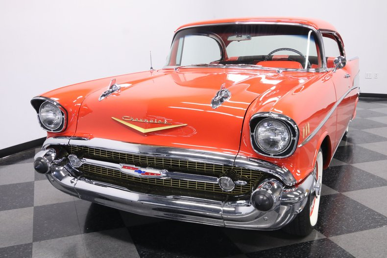 1957 Chevrolet Bel Air 20