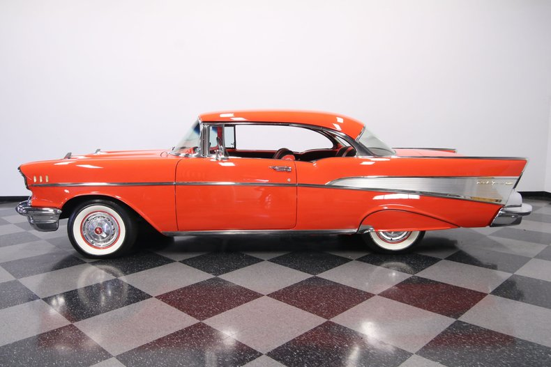 1957 Chevrolet Bel Air 7