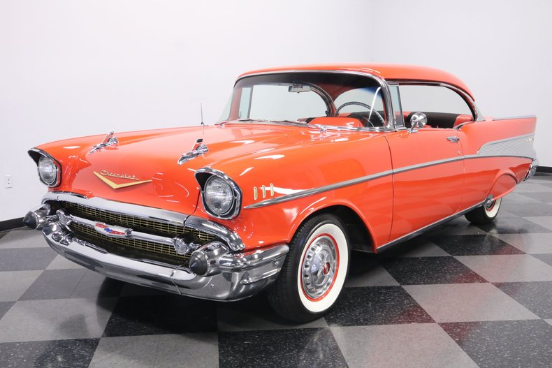 1957 Chevrolet Bel Air 5