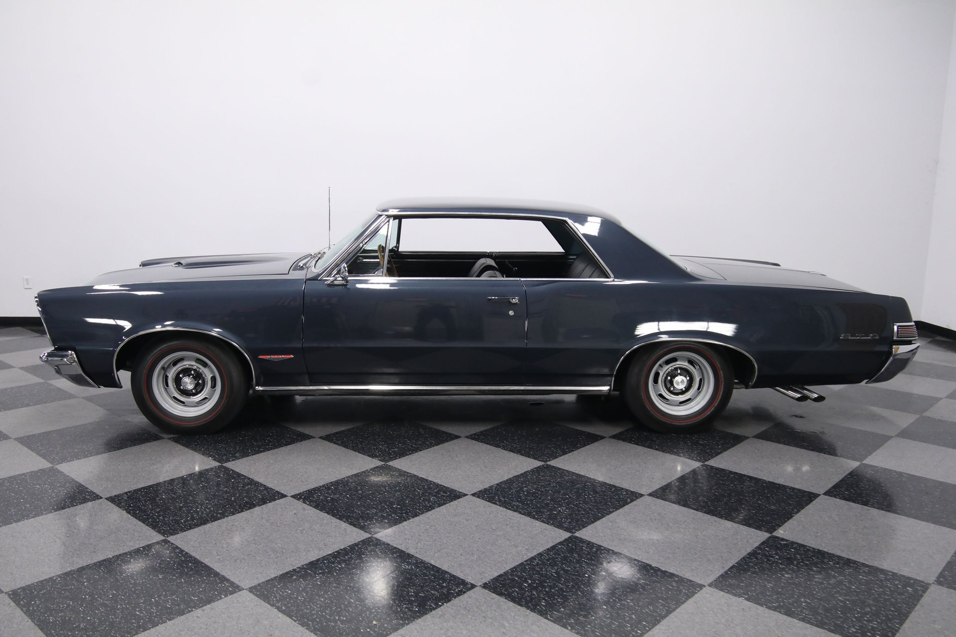 1965 pontiac gto hard top coupe