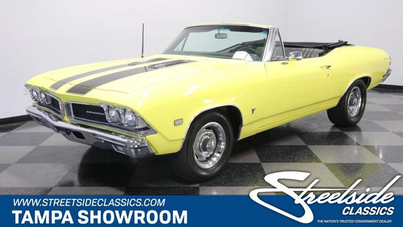 For Sale: 1969 Pontiac Beaumont