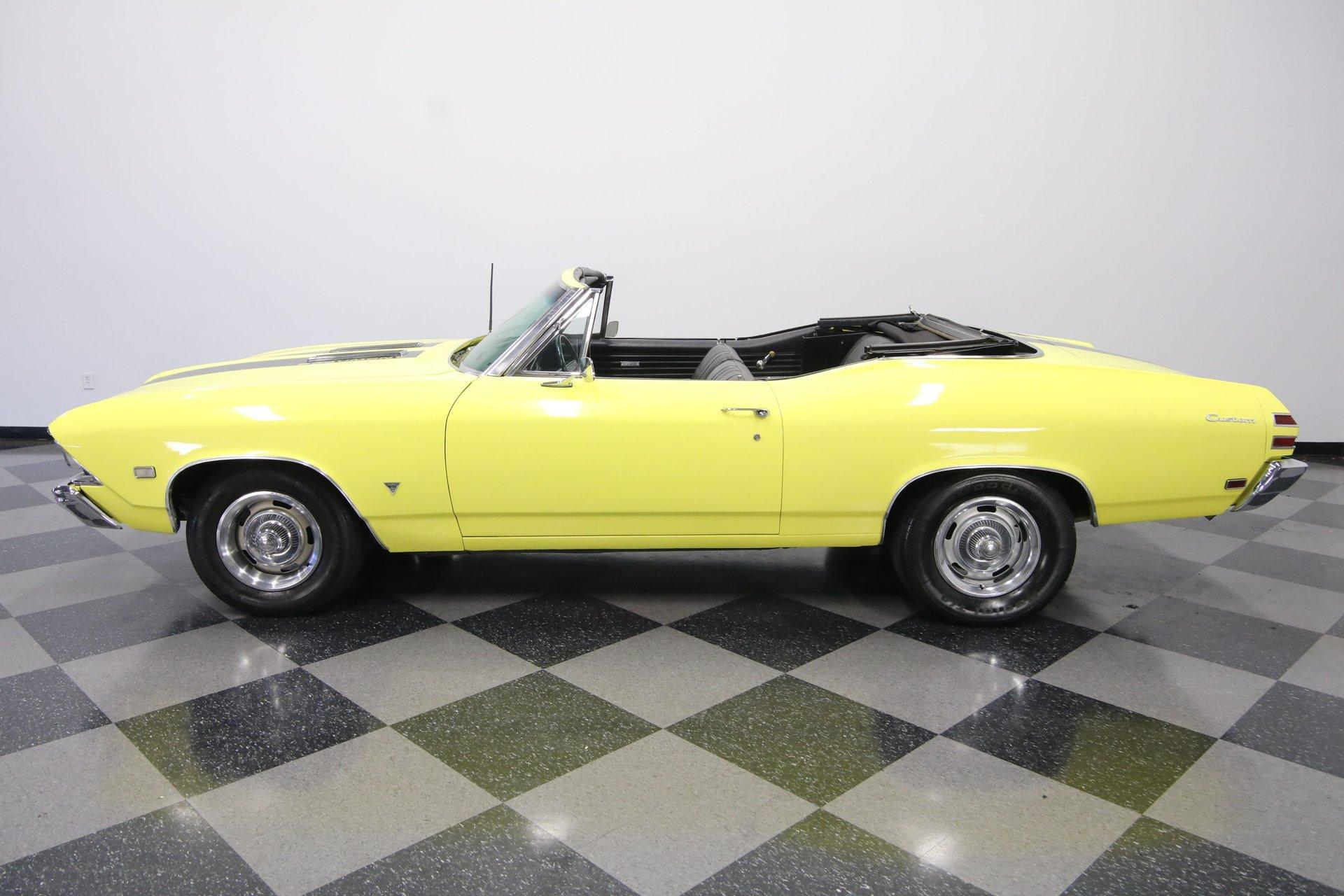 1969 pontiac beaumont custom convertible
