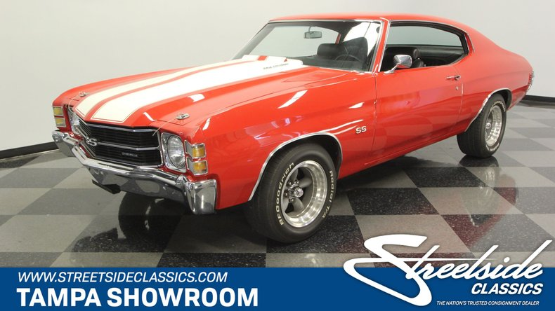 For Sale: 1971 Chevrolet Chevelle