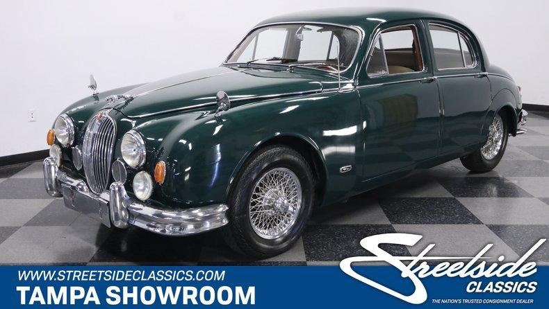 For Sale: 1957 Jaguar Mark I