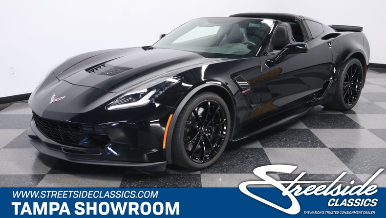 For Sale: 2019 Chevrolet Corvette