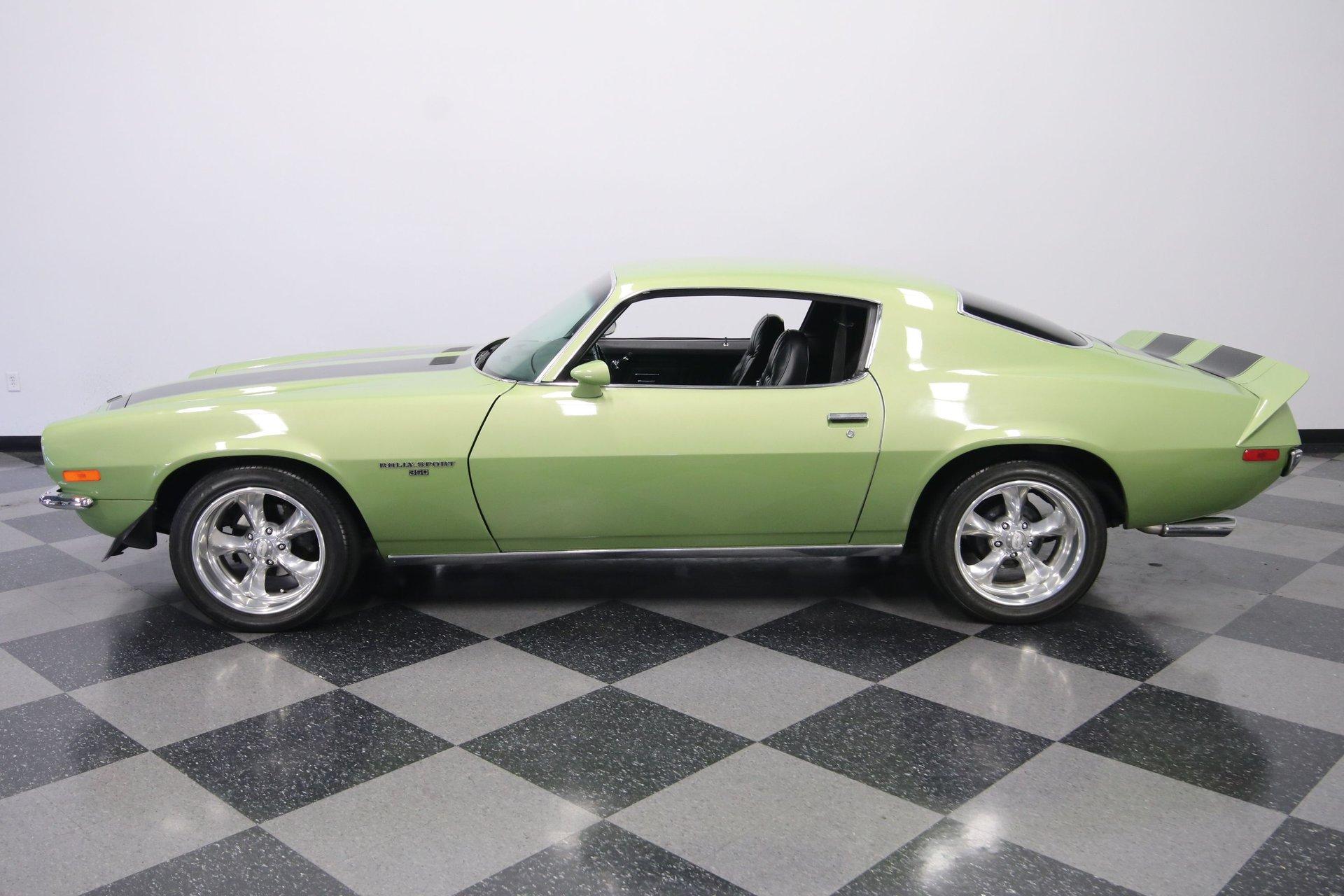1971 chevrolet camaro rs