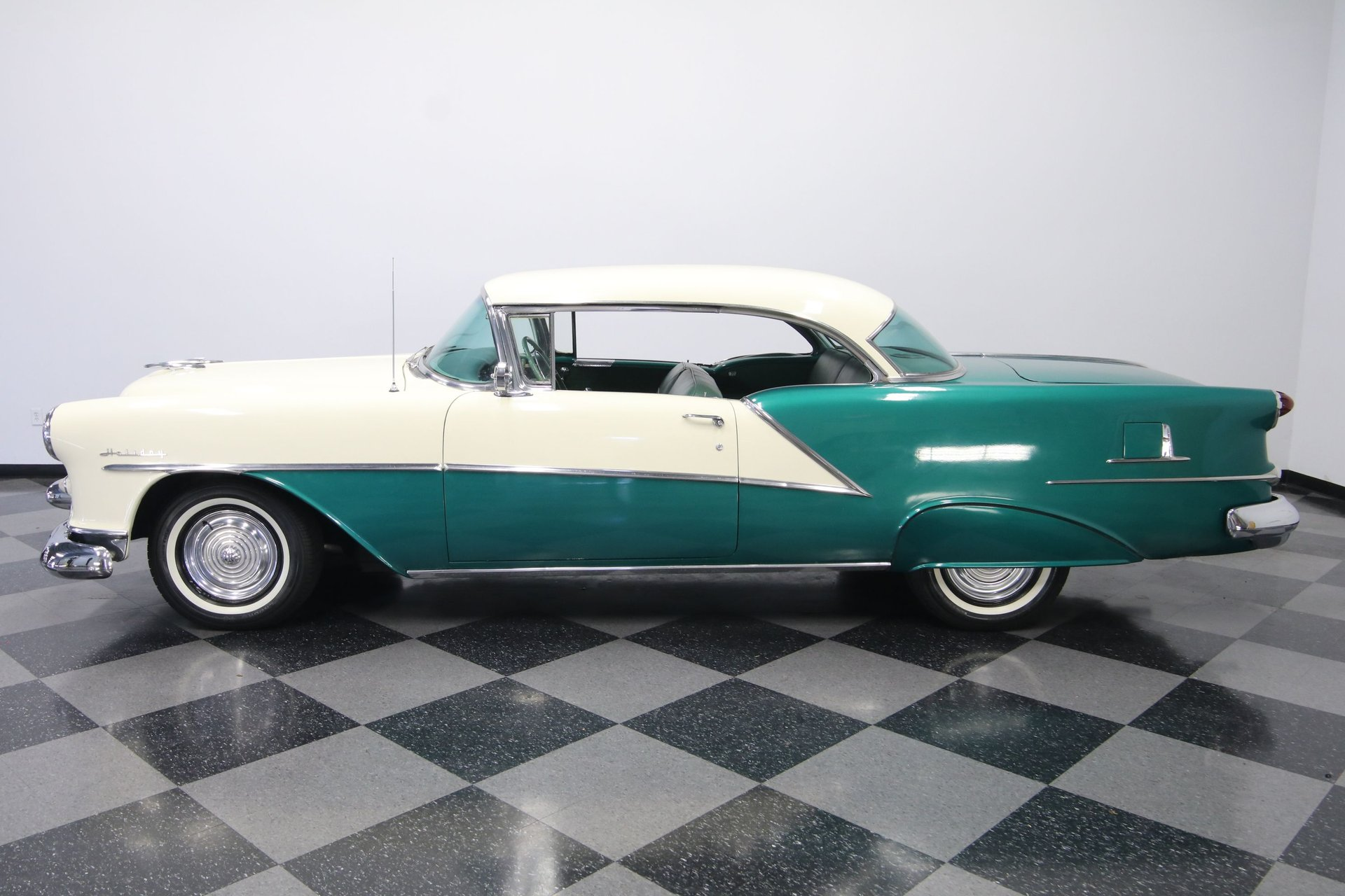 1954 oldsmobile 98 holiday coupe deluxe