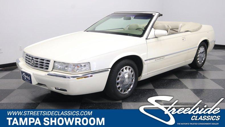 For Sale: 1996 Cadillac Eldorado