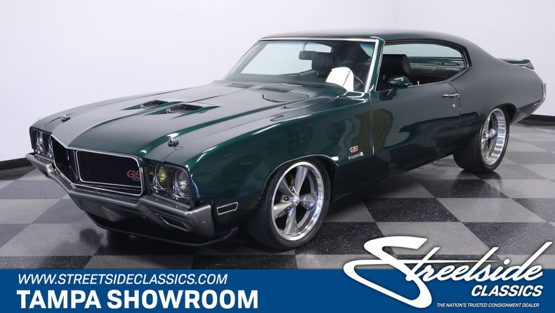 For Sale: 1970 Buick GS