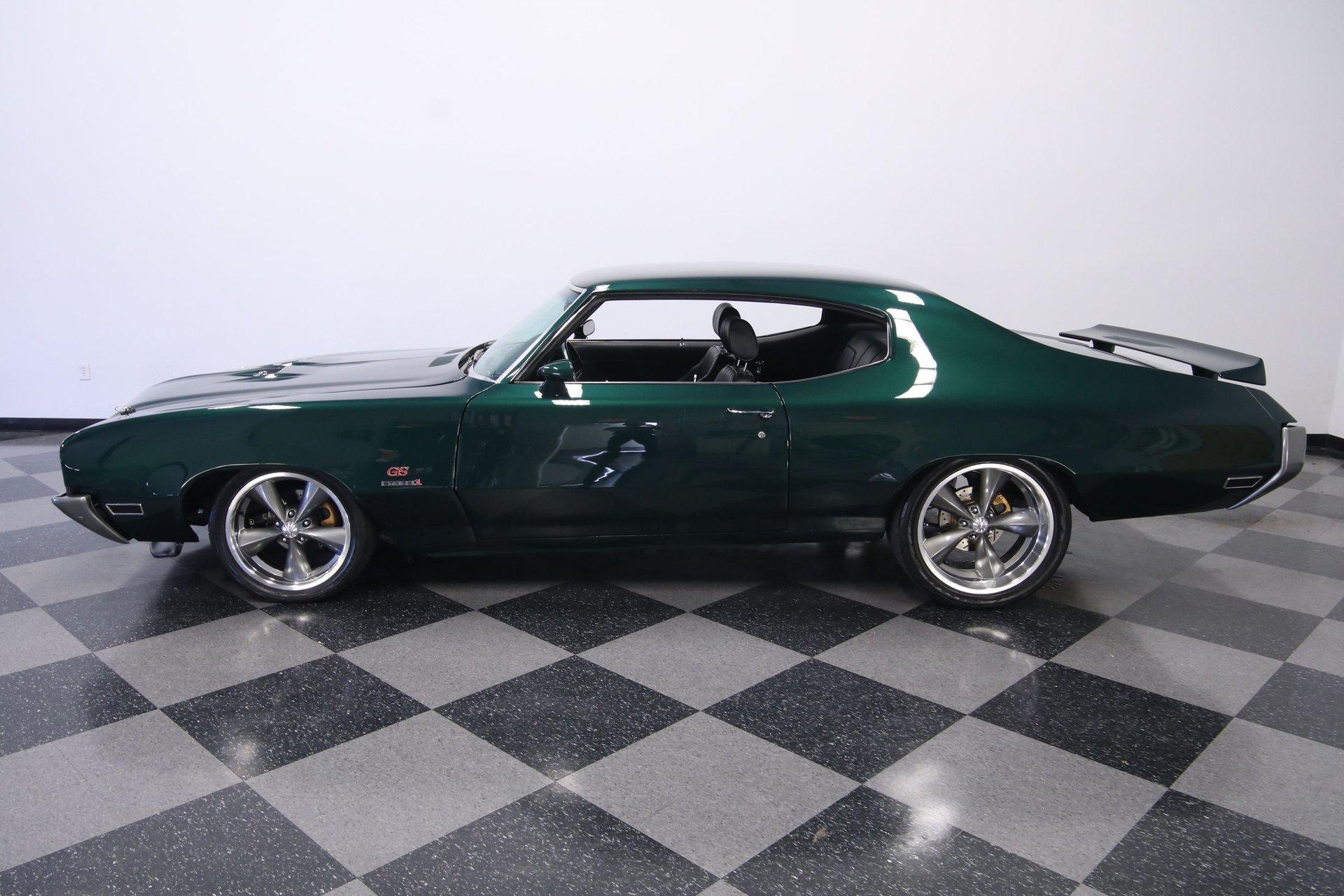 1970 buick gs 455 restomod
