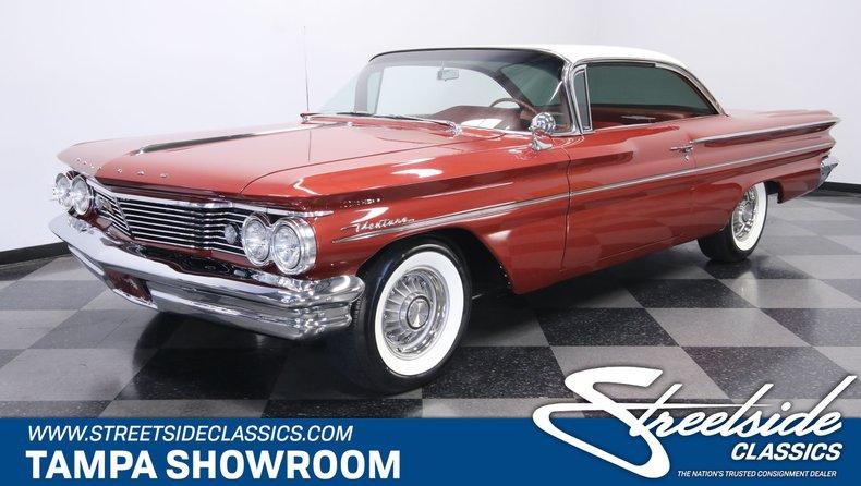 For Sale: 1960 Pontiac Ventura
