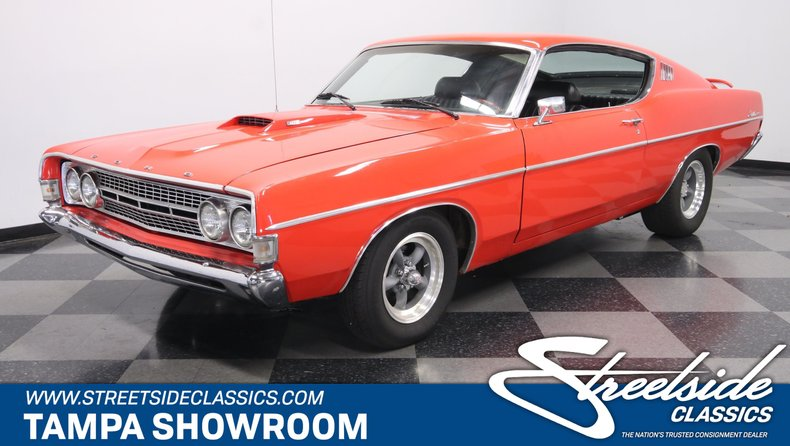 For Sale: 1968 Ford Fairlane