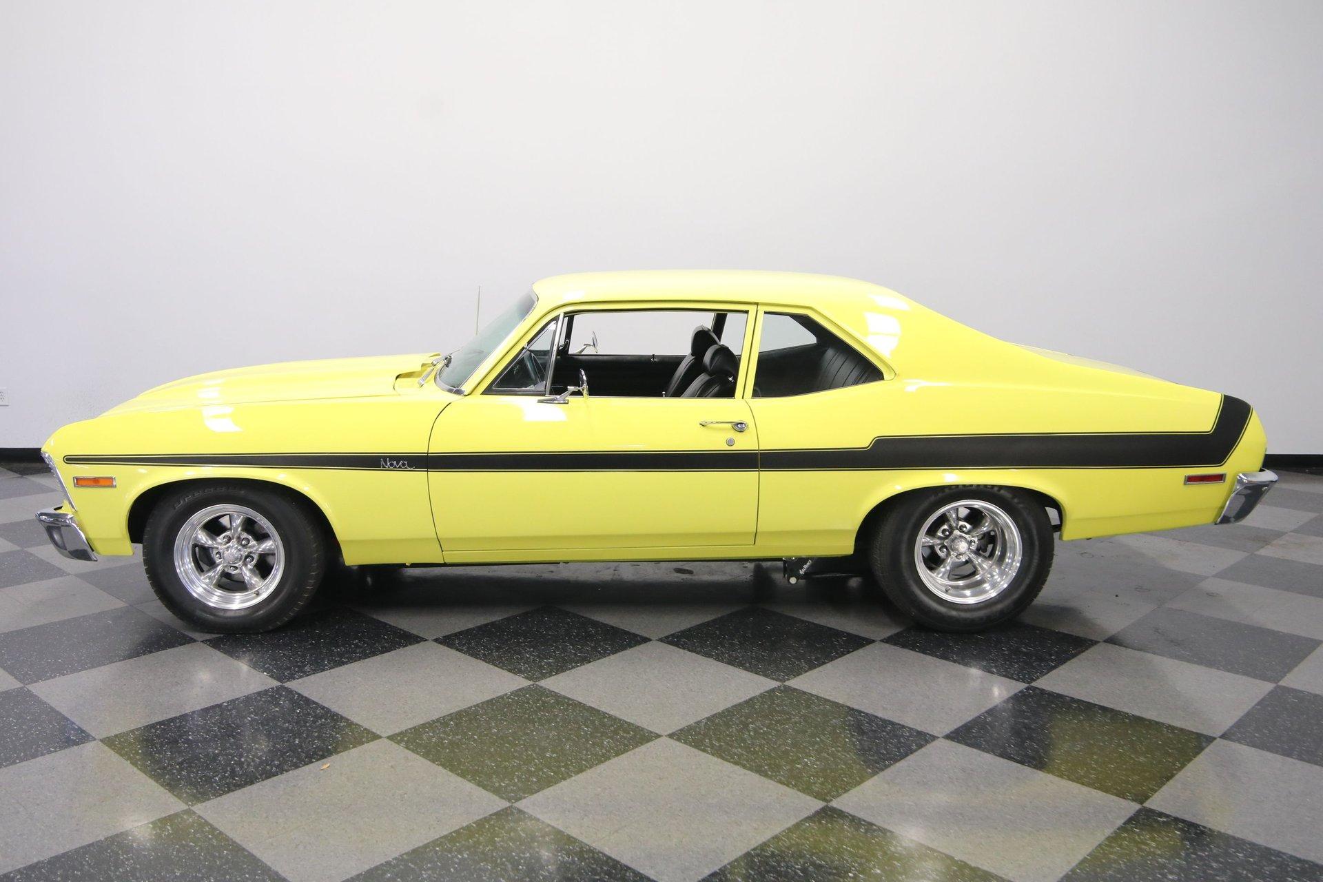 1971 chevrolet nova 454