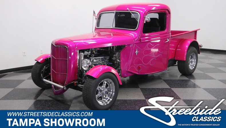 For Sale: 1937 Ford Pickup