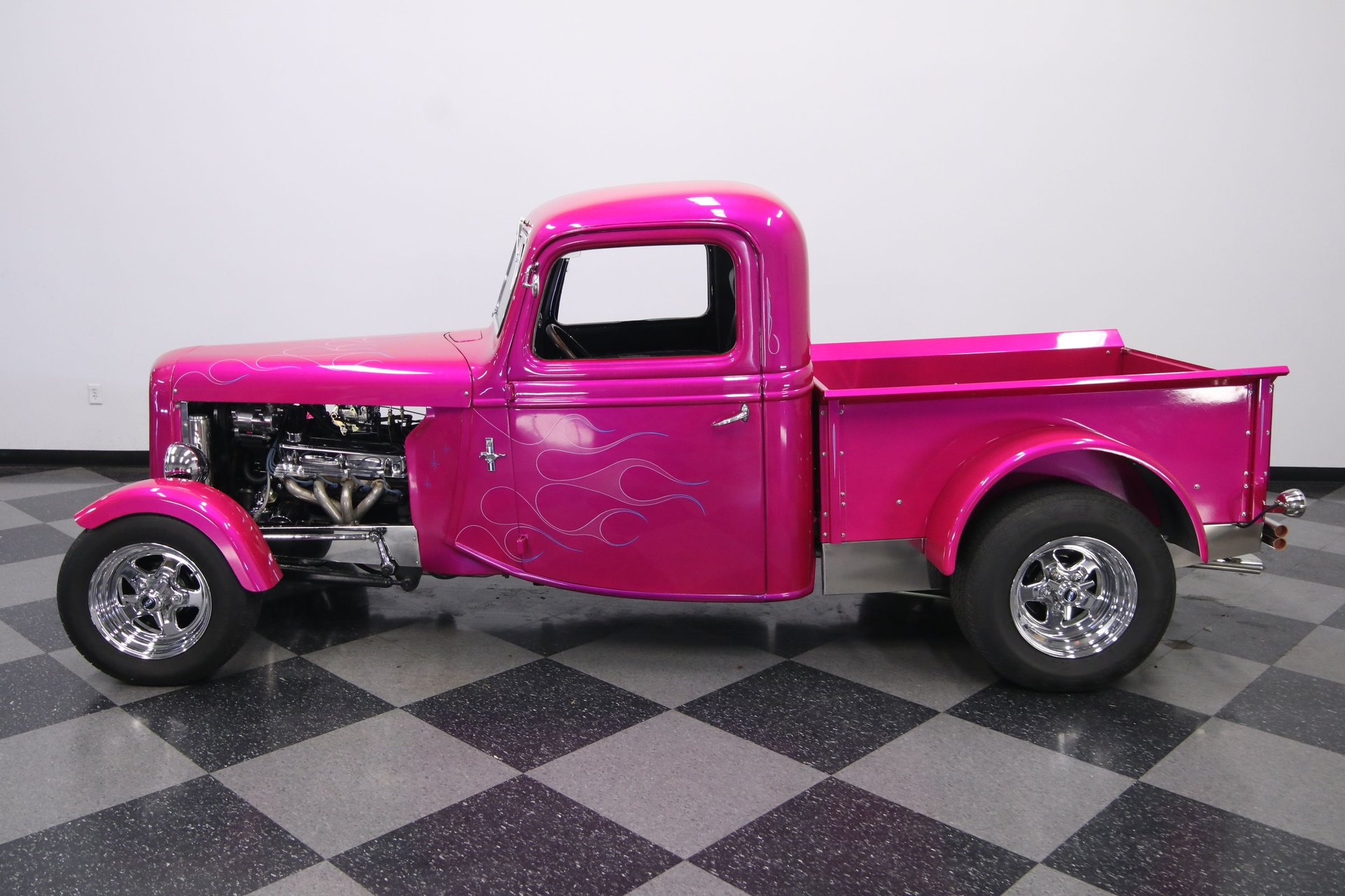 1937 ford pickup streetrod