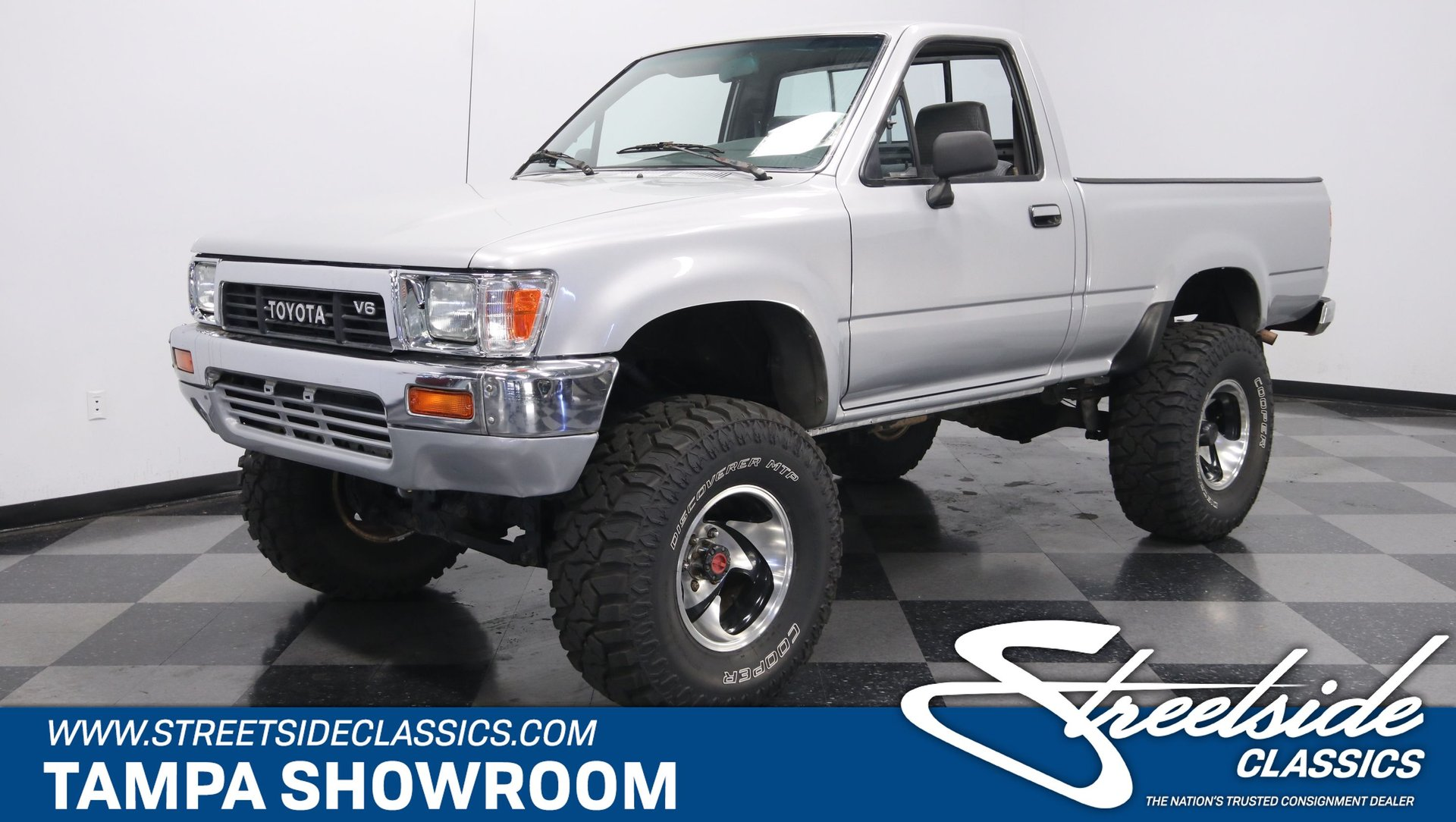 1991 Toyota Pickup Truck Classic Cars For Sale Streetside Classics The Nation S 1 Consignment Dealer