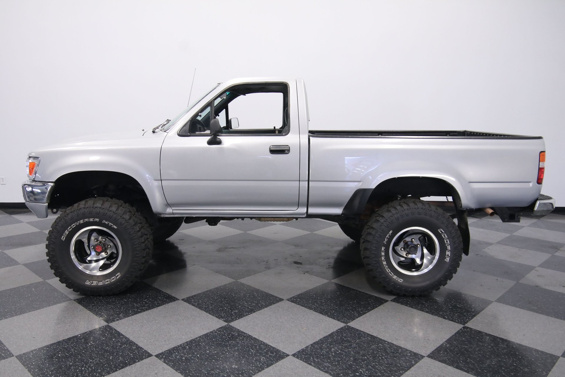 1991 toyota pickup truck 4x4
