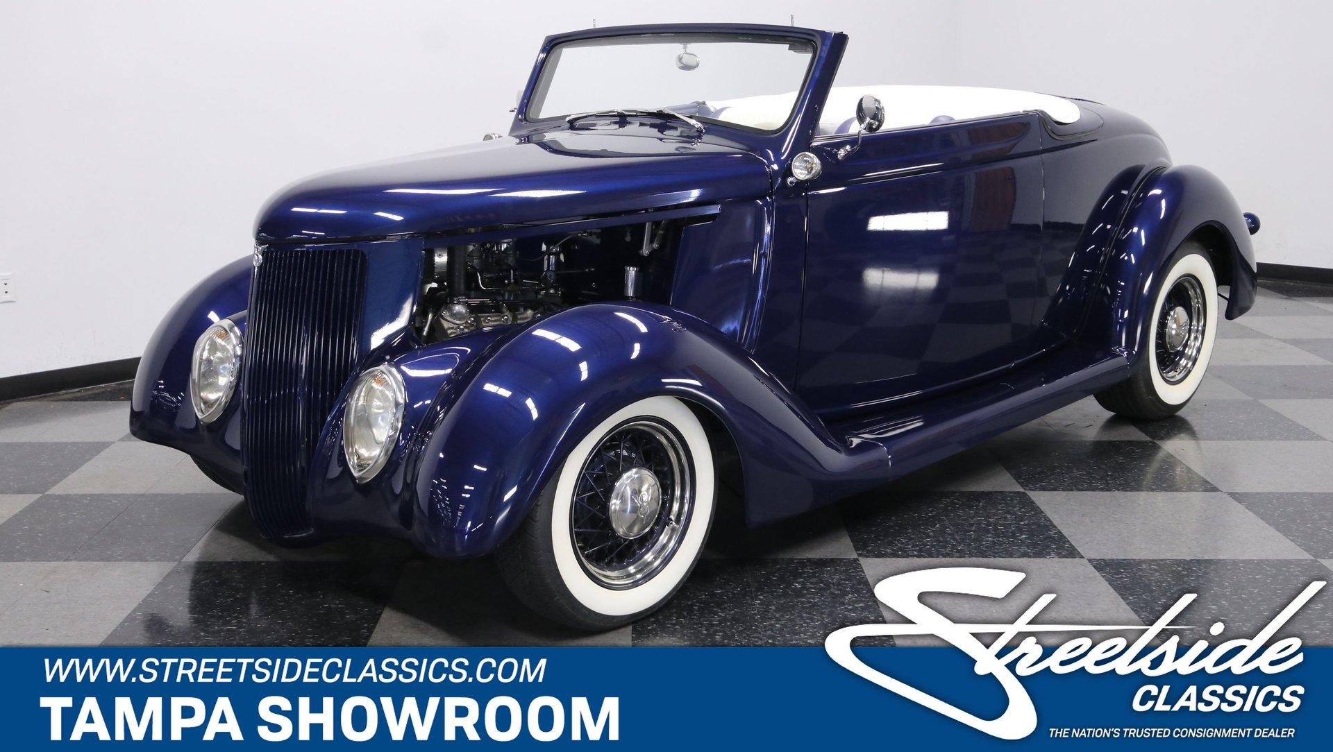 1936 フォード カブリオレ