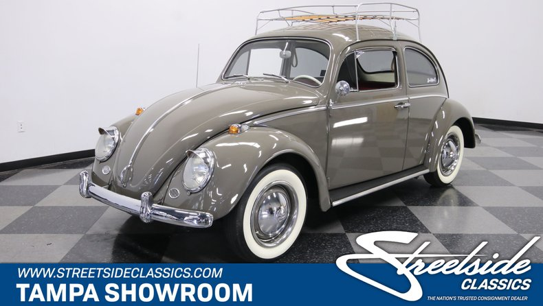 For Sale: 1964 Volkswagen Beetle