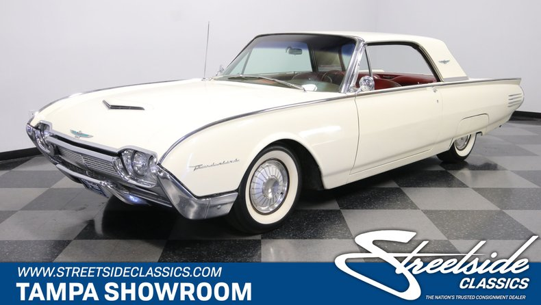 For Sale: 1961 Ford Thunderbird
