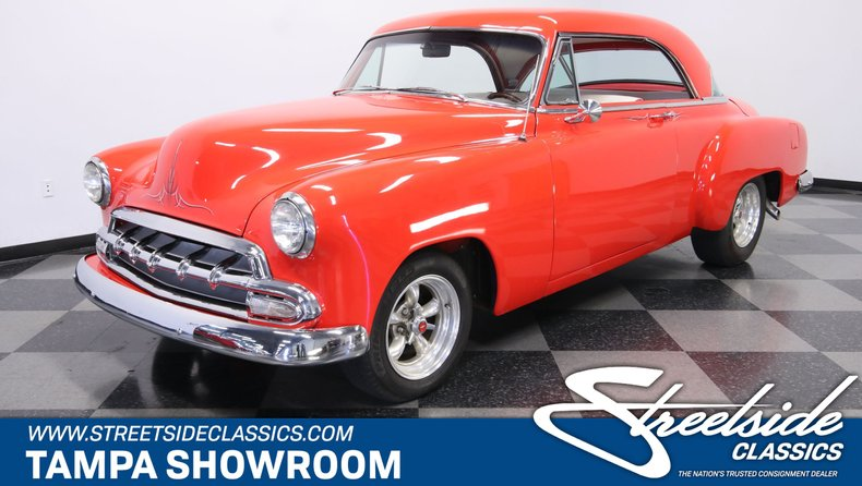For Sale: 1952 Chevrolet Bel Air