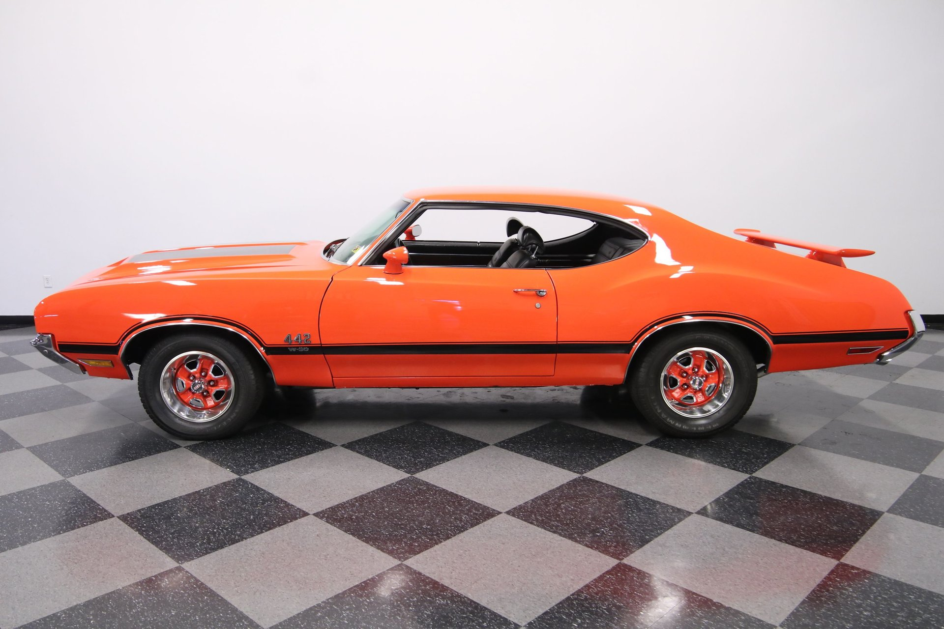 1972 oldsmobile cutlass 442 w 30 tribute