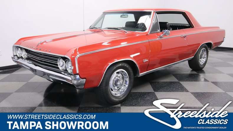 For Sale: 1964 Oldsmobile Cutlass