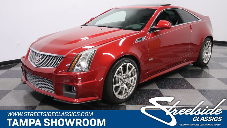 For Sale: 2011 Cadillac CTS-V