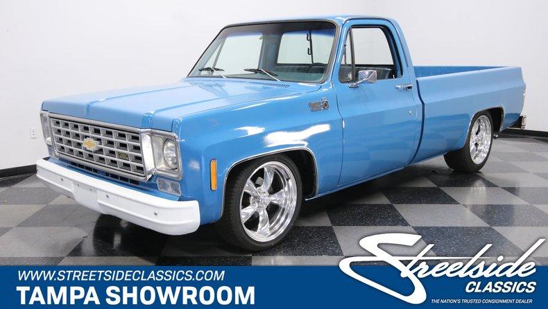 For Sale: 1975 Chevrolet Custom Deluxe