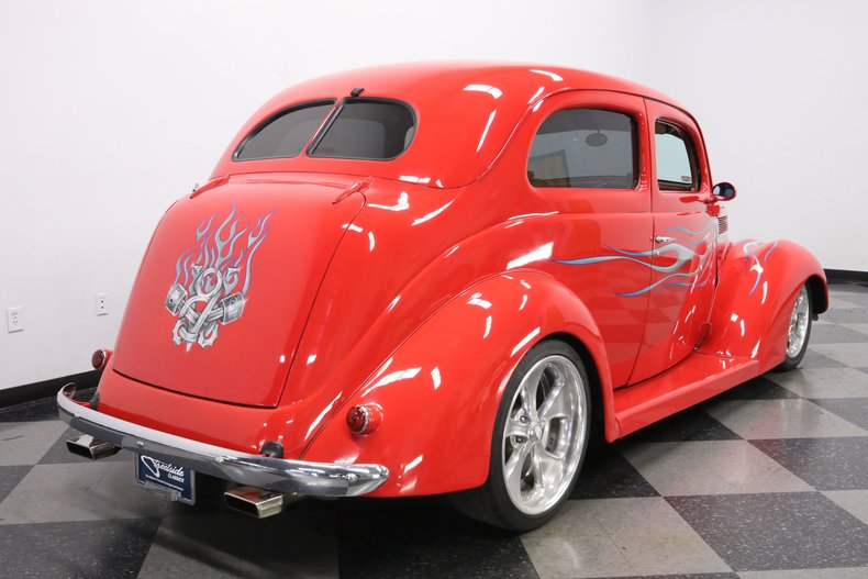 1937 Ford Humpback 13