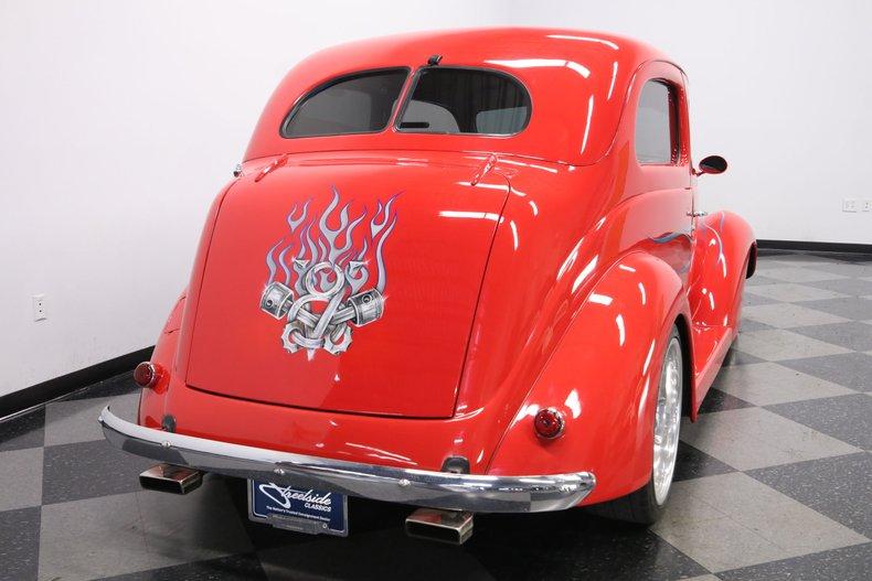 1937 Ford Humpback 12