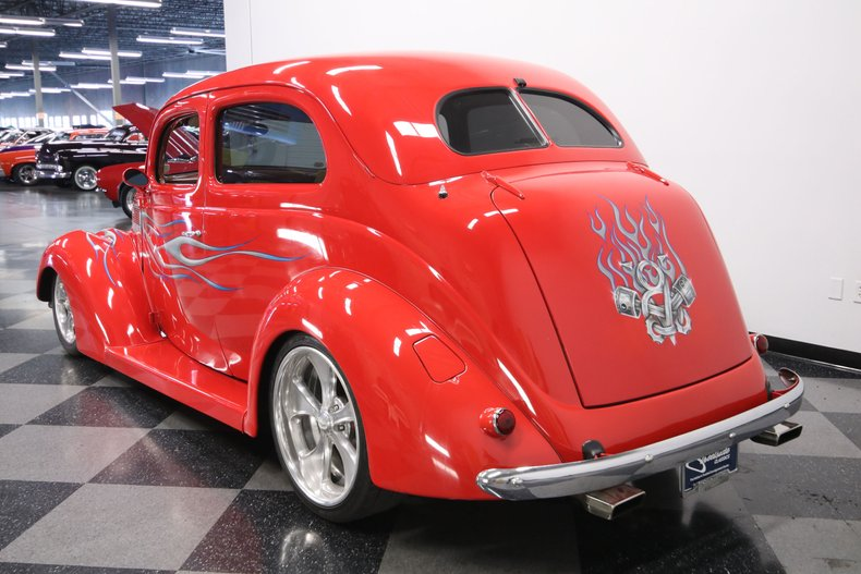1937 Ford Humpback 9