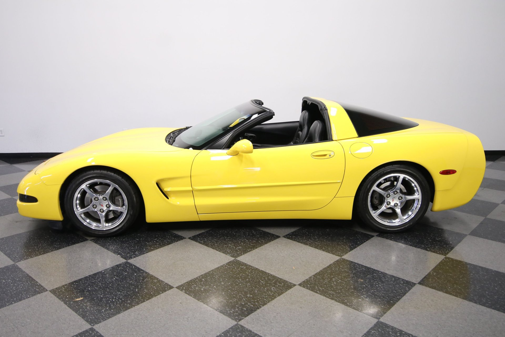 2001 chevrolet corvette supercharged