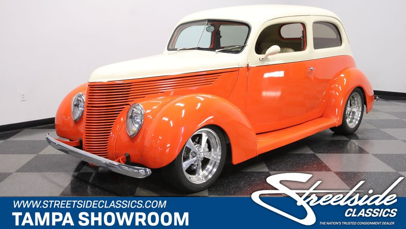 For Sale: 1938 Ford Sedan