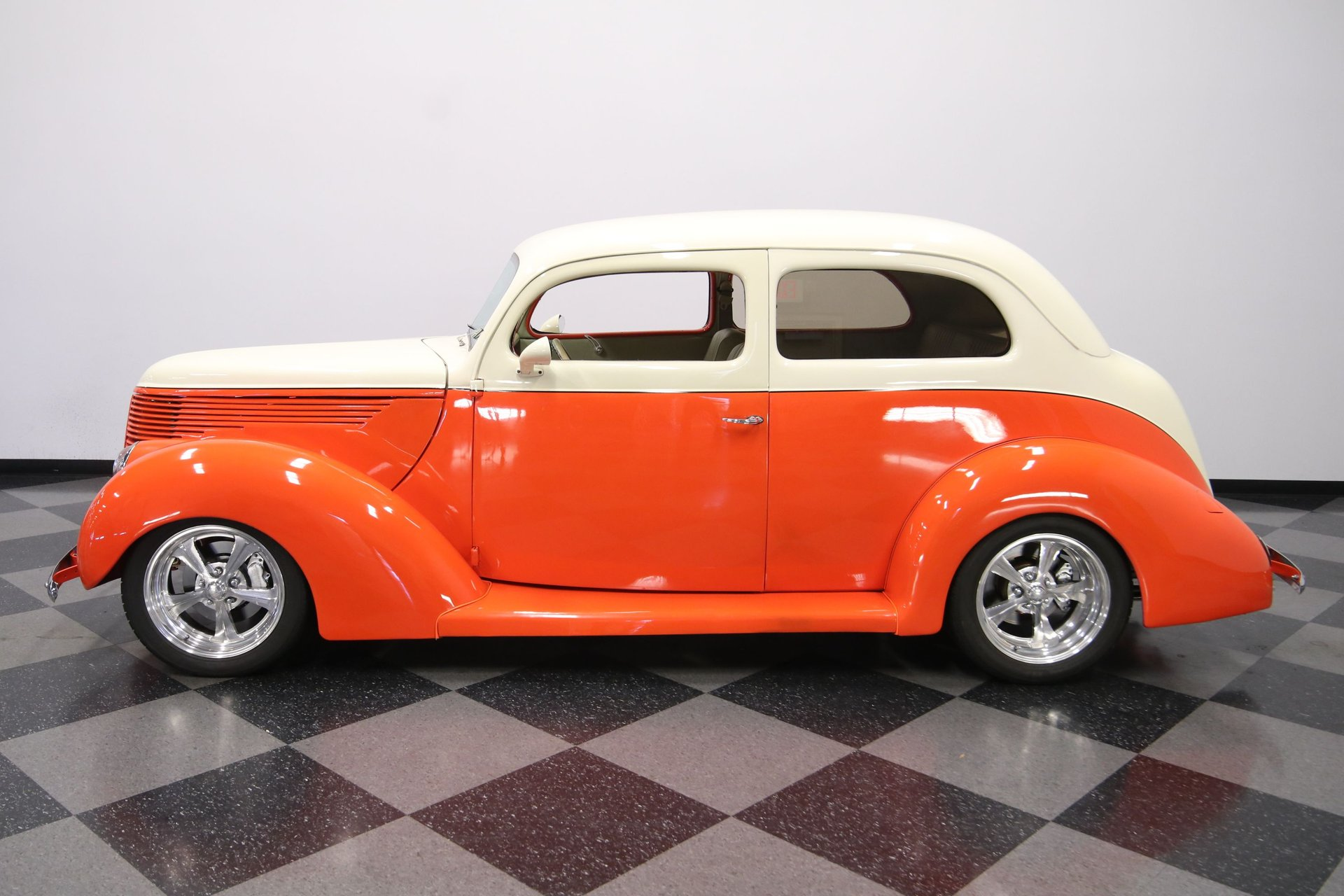 1938 ford sedan streetrod