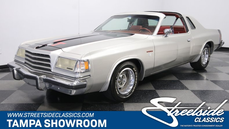 For Sale: 1978 Dodge Magnum