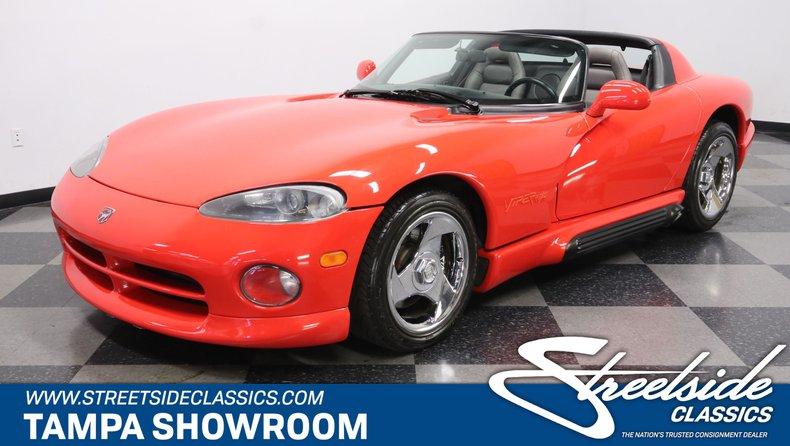 For Sale: 1994 Dodge Viper