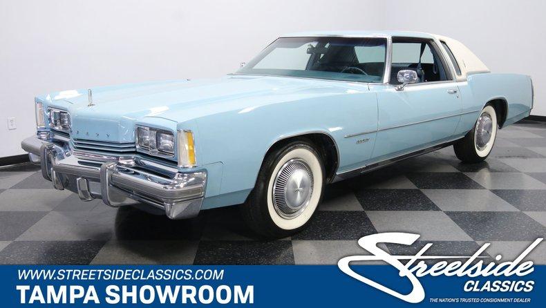For Sale: 1975 Oldsmobile Toronado