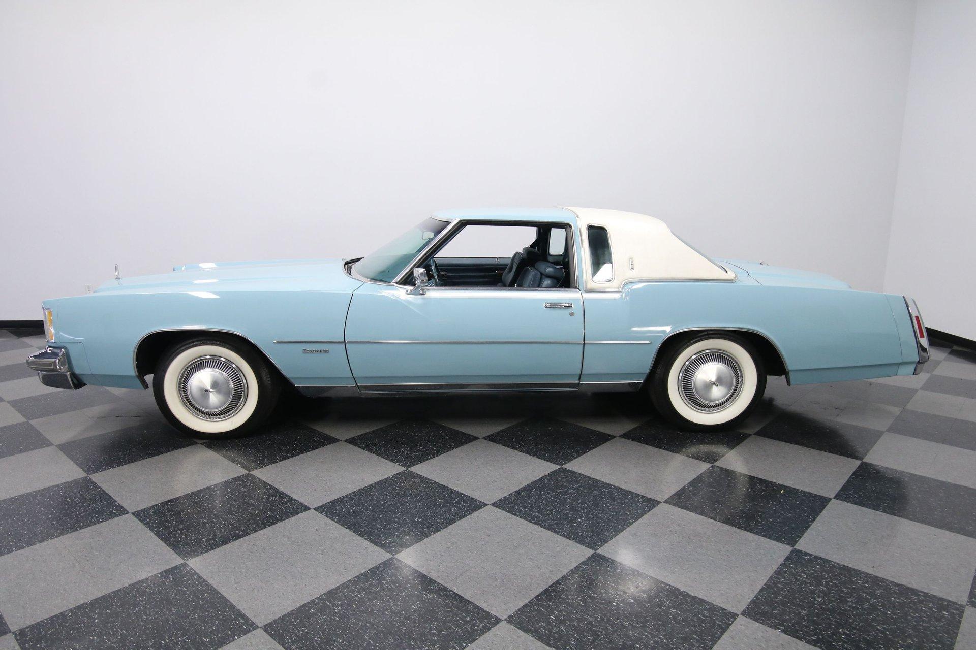 1975 oldsmobile toronado brougham