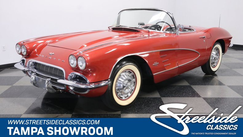 For Sale: 1961 Chevrolet Corvette