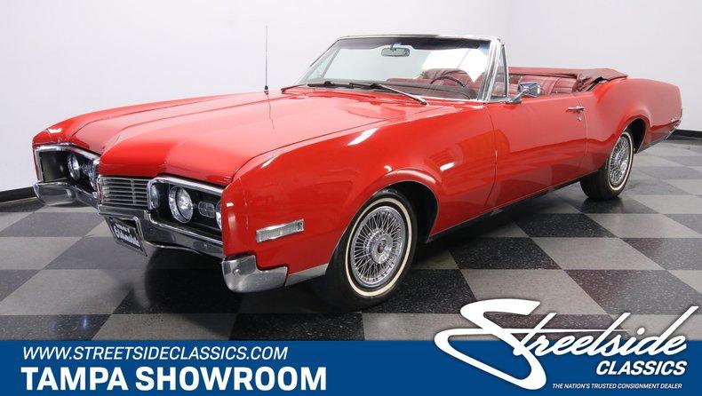 For Sale: 1967 Oldsmobile Delta 88