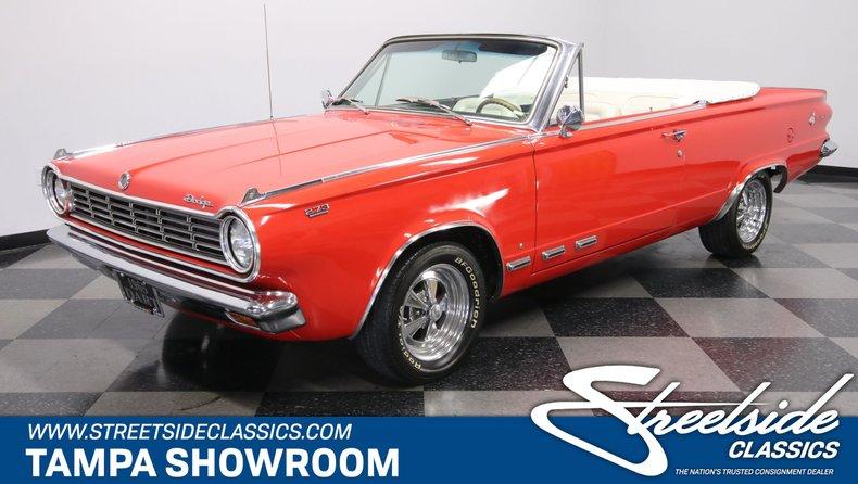 For Sale: 1965 Dodge Dart