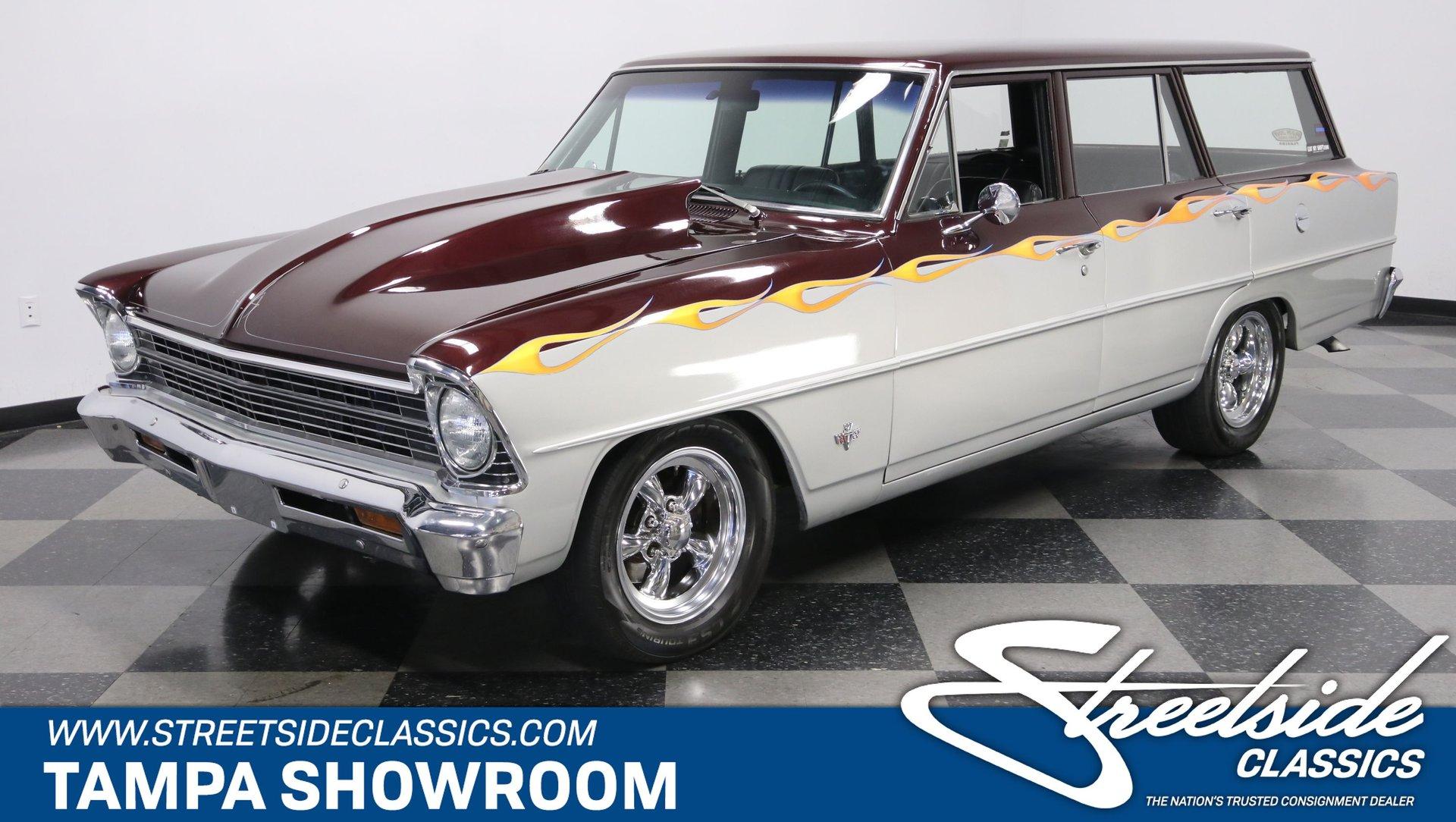 1967 Chevrolet Nova Classic Cars For Sale Streetside Classics The Nation S 1 Consignment Dealer