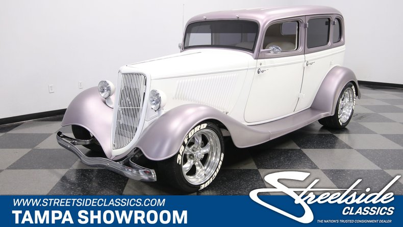 For Sale: 1934 Ford Sedan
