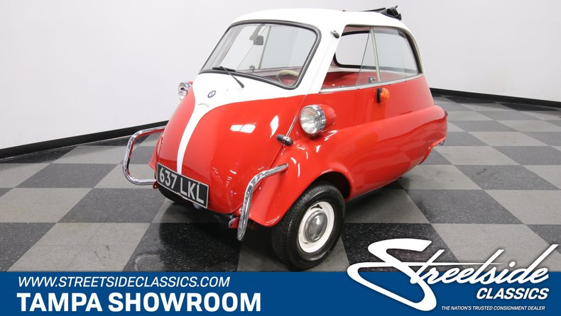 For Sale: 1962 BMW Isetta