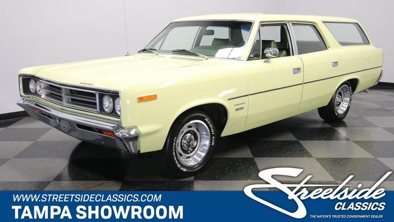 For Sale: 1970 AMC Rebel