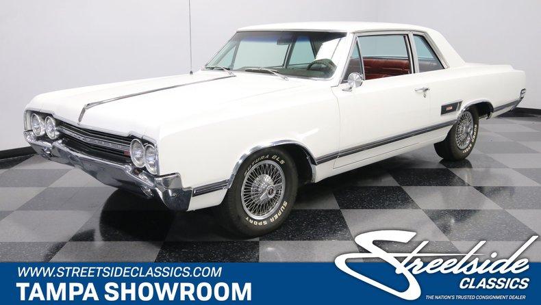 For Sale: 1965 Oldsmobile Cutlass