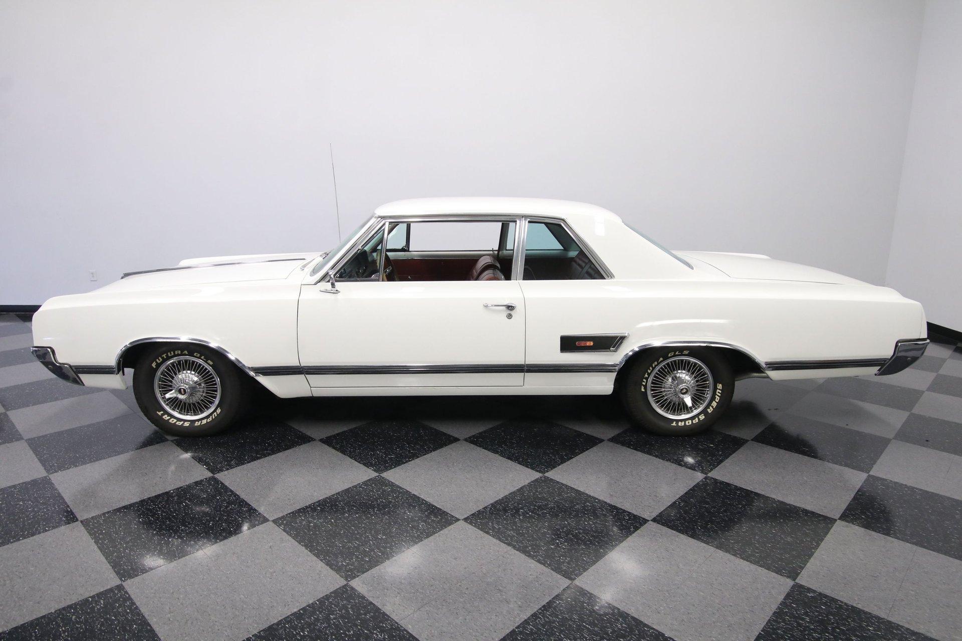 1965 oldsmobile cutlass 442